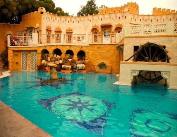 Ajit Bhawan Palace 02