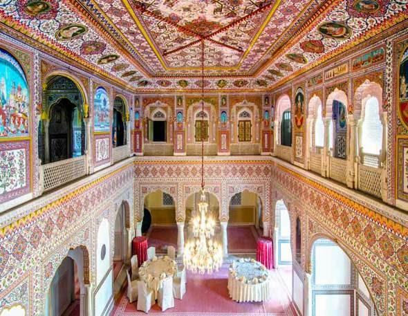 Samode Bagh Palace 02